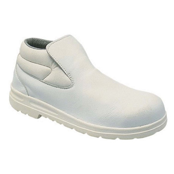 34a94cda7edc2 Product Name  White Slip-on Safety Boots  Product Code  ST530B  Description